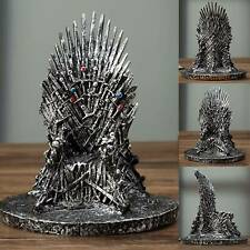 Game Of Thrones The Iron Throne Figure Sword Collection Chairs Seat Decor Toys