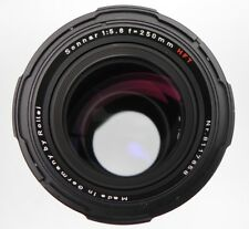 Rollei PQS 250mm f5.6 Sonnar HFT for 6008  #8117858