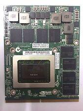 New nVIDIA Quadro 4000m 2GB GDDR5 MXM 3.0b Video Card for Clevo P150HM P170HM EM