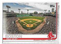 2019 Topps Series 1 Baseball You Pick/Choose Cards Boston Red Sox
