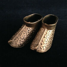 """1/6 scale Asia Korean Chinese King's Boots shoes fit 12"""" figure body 皇帝鞋"""