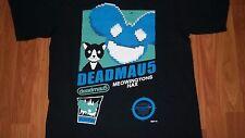 Cool Video Game DEADMAU5 Nintendo Style T-Shirt Medium mens womens Rave Music
