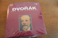 Dvorak - The Master Works [40 CD Box]  NEU OVP Kosler Süsskind Kuchar Stamitz
