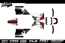 Suzuki RM 125 250 1993 1994 1995 Graphics kit Motocross MX Decals