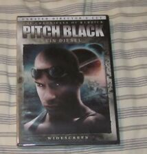 Pitch Black Vin Diesel Unrated Director'S Cut Dvd Brand New Free Shipping