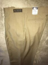 NWT Grant Thomas Dress Pants Slacks Wool & Cashmere 35 Regular Italian