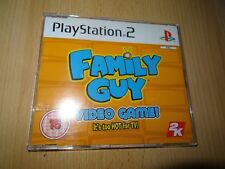 Sony Playstation 2 Promo  Family Guy PS2 pal