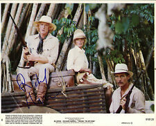 Hand Signed 8x10 RICHARD HARRIS TARZAN APE MAN photo original Lobby Card my COA
