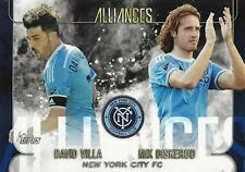 2015 Topps Major League Soccer Apex 'Alliances' Card (A-1 to A-15) Variations