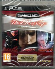 "Devil May Cry HD Collection 1,2 & 3 édition spéciale ""New & Sealed' * ps 3 *"