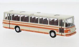 Brekina 59250 - 1/87 Man 750 Ho, Beige Chiaro/Arancione, 1967 - Nuovo