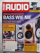 Audio 3/10, Thorens TD 309, MARANTZ PM 15,av mm 8003, Naim DAC, Rotel RSP RMB 1570