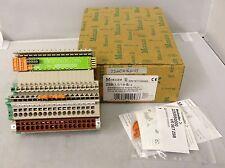 X1 MOELLER ZSB-1.5/16-S/+ Basic Terminal Block