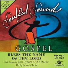 Earl Bynum - Bless The name Of The Lord - Accompaniment / Performance Track -New
