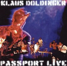 Passport, Klaus Doldinger - Passport Live [New CD]