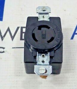 NEW Bryant L5-20   20A 250V Locking Receptacle