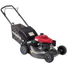 Honda 21'' 3-in-1 Self Push Gas Lawnmower Lawn Mower w/ Twin Blade - HRR216PKA