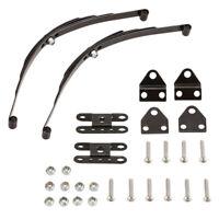 1/10 RC Car Leaf Spring Suspension Lift Kit Black for 1/10 HSP HPI RC4WD D90