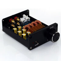Mini Digital Power Amplifier HiFi TPA3116 Stereo 2.0 Channel Audio Amp 50+50W dx