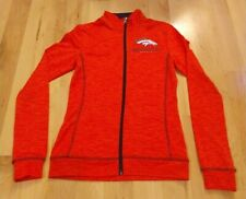 NFL Tweens Apparel Full Zip Denver Broncos Jacket Size S