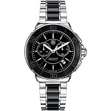 TAG Heuer Stainless Steel Case Women's Adult Wristwatches