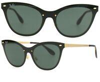 Ray-Ban Damen Sonnenbrillen RB3580-N 043/71 Katzenaugen F C4 H