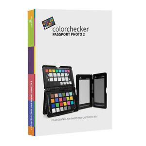 Calibrite / X-Rite Colorchecker Passport 2 *NEW*
