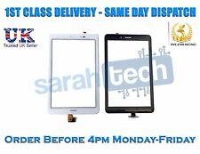 Huawei MediaPad T1 8.0 S8-701 S8-701U Numériseur Écran Tactile Verre Avant Blanc
