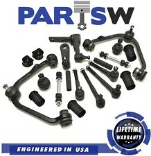 20 Pc Kit for Ford Expedition Lincoln Navigator Suspension Control Arm Tie Rods