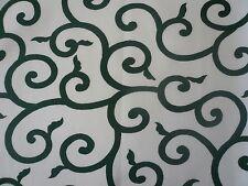 Japanese Furoshiki Wrapping Cloth/Cotton Karakusa Arabesque Print Bandana/Napkin