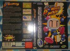 Saturn Bomberman Sega Saturn Pal España