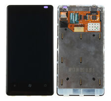 For Nokia Lumia 800 Full LCD Display Touch Screen Digitizer Assembly Front Frame