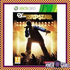 Def Jam Rapstar (Microsoft Xbox 360) Brand New