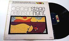 OSCAR PETERSON STAGE RIGHT LP 1966 MONO