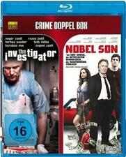 Crime Doppel  Nobel Son / Investigator - Blu Ray Disc  Neu & OVP  BR 111