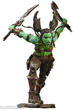 World of Warcraft serie 7 ORC Rogue 18cm figura PVC DC Direct