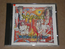 THE DOGS D'AMOUR - MORE UNCHARTERED  HEIGHTS OF DISGRACE- CD