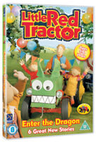 Little Red Tractor: Enter the Dragon DVD (2007) cert U ***NEW*** Amazing Value