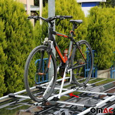 Roof Bike Bicycle Carrier Rack Mount Alu Silver For Aston Martin DBX 2020-2021