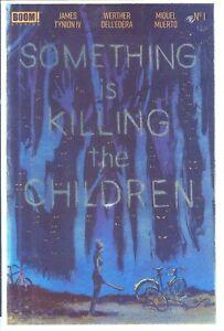 Something Is Killing The Children #1 VF/NM Boom (2020) -2020 LCSD Foil Variant