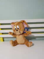TOM AND JERRY PLUSH TOY SOFT TOY WITH TAGS MOUSE CARTOON NETWORK! 30CM!