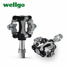 pedales bicicleta MTB Mountain Bike Self-locking SPD Clipless Bicycle pedals