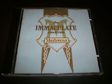 MADONNA - THE IMMACULATE COLLECTION CD