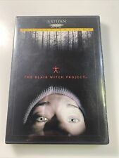 The Blair Witch Project (Dvd, 1999, Special Edition)