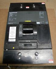 Square D MAL366001021 600 Amp Circuit Breaker