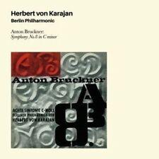 ANTON BRUCKNER: SYMPHONY NO. 8 IN C MINOR NEW CD