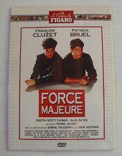 DVD FORCE MAJEURE - François CLUZET / Patrick BRUEL - NEUF