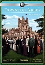 Downton Abbey Series 4 Complete 2013 Blu-ray Four 4th Season Downtown BOXSET