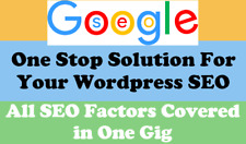 Create Blast & Boost SEO For Your Wordpress website on-page and off-page SEO