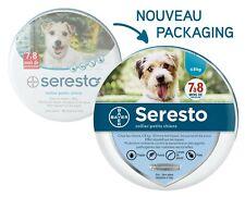 Set 2 X Seresto Collar Antiparasitario para Perros Pequeño hasta 8kg [ Bayer ]